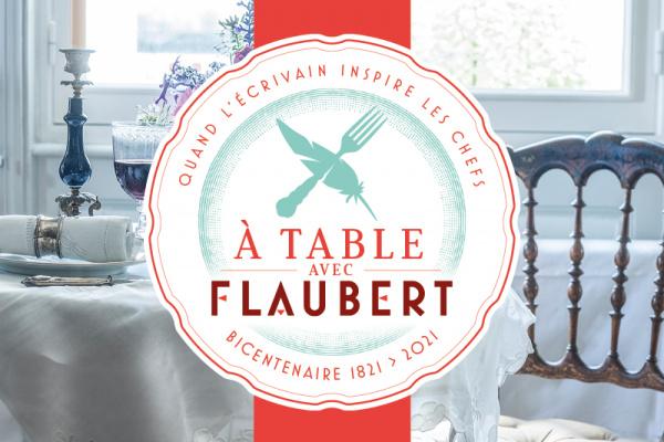 À table avec Flaubert