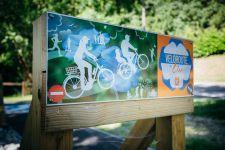 « Tous en selle » : Le Département organise une grande  randonnée  cycliste  sur  la  Véloroute  du Lin.