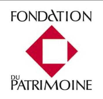 logo mécénat fondation du patrimoine