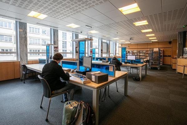Consultation des Archives départementales : réservez en ligne