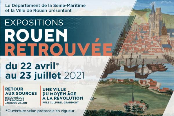 Découvrez l'exposition «Rouen retrouvée: une ville du Moyen Âge à la Révolution»