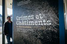 Exposition Crimes et châtiments en Normandie 1498-1939 aux Archives départementales
