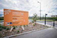 Inauguration du barreau Nord-Sud à l'entrée du Havre