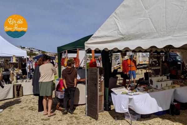 La sortie Seinoscope du week-end: la Fête du goût et de l'artisanat à Saint-Aubin-sur-Mer