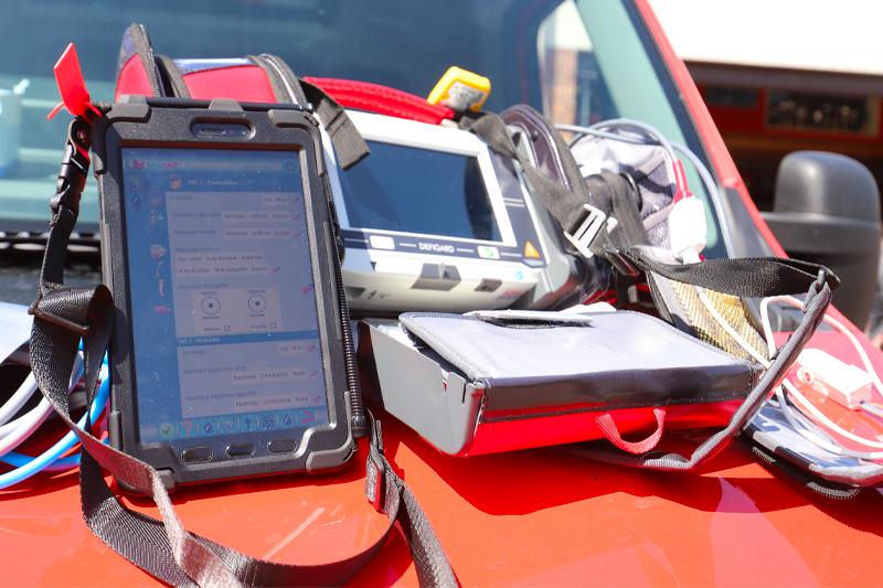 Avec e-secours, la technologie vient en renfort des pompiers