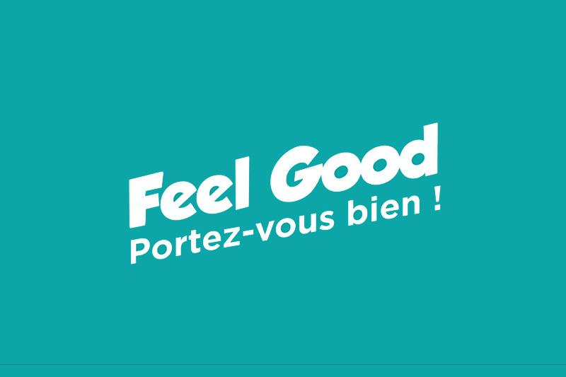 Feel Good: c'est l'hiver, (é)chauffez-vous!