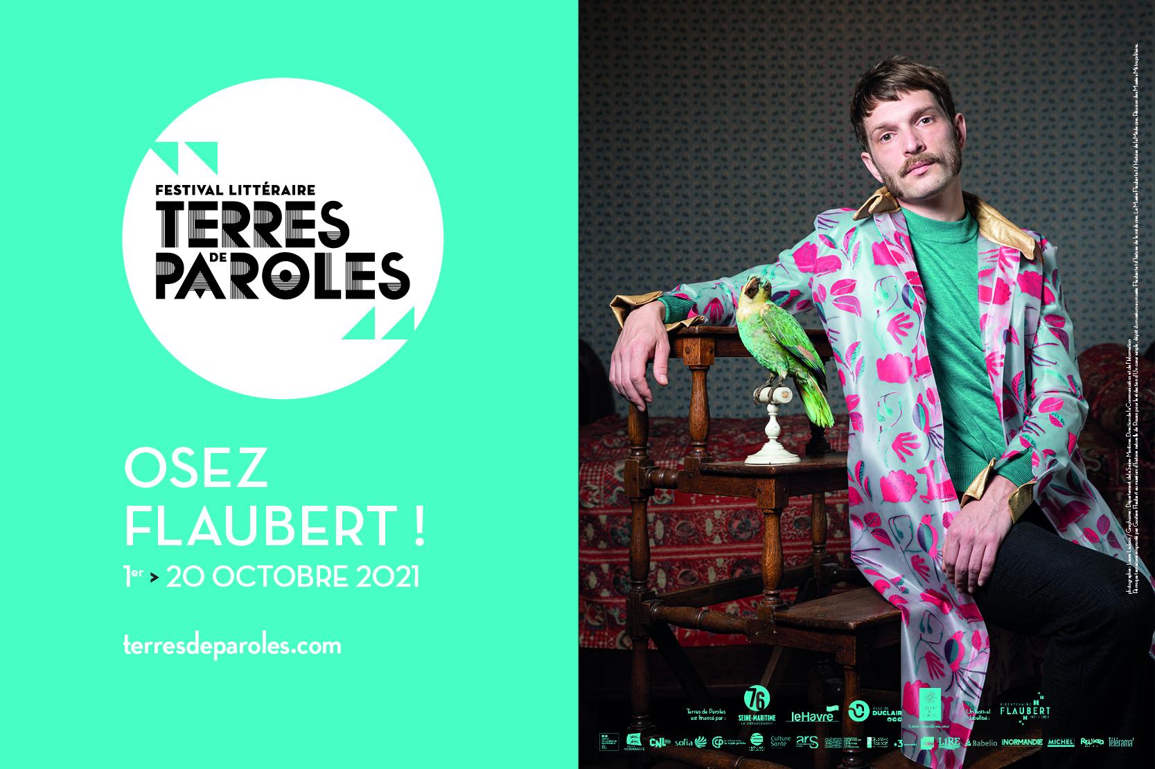 Festival Terres de Paroles 2021 : J – 4!
