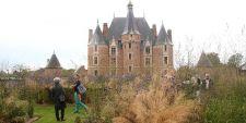 Le ch�teau de Martainville inaugure son Jardin Retrouv�