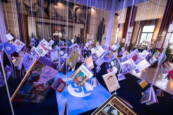 Le coup de coeur de la rédaction: Le festival de Rouen Normandie du livre de jeunesse