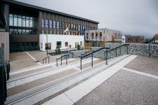 Le Département inaugure le nouveau collège Calmette à Port-Jérôme-sur-Seine