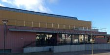 Le gymnase départemental handisport Georges Hébert de Canteleu