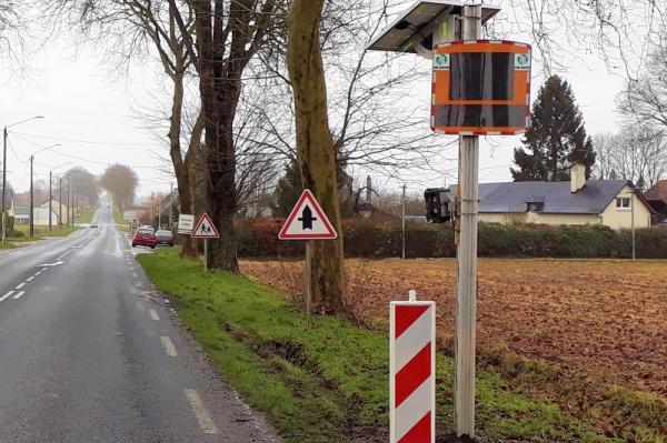 Le saviez-vous ? Les radars pédagogiques contribuent à améliorer la sécurité routière