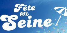 Les 23, 24 et 25 juin prochains, venez fêter le fleuve ! Fête en Seine
