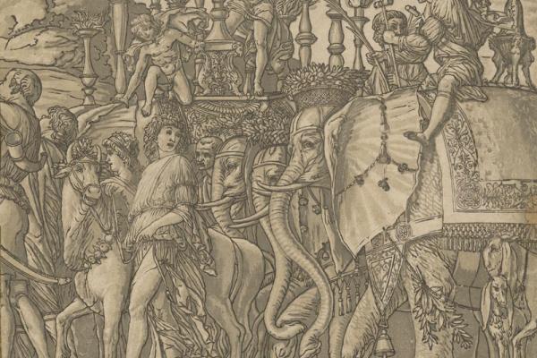 Les archives insolites du Département : l'éléphant d'Henri IV