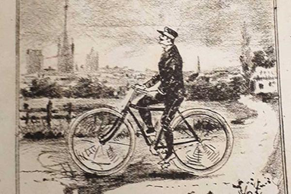 Les archives insolites : le Rouen-Paris, ancêtre du Tour de France