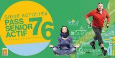 Liste des activités Pass Sénior Actif