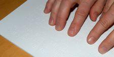 magazine en braille