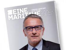 Pascal Martin, Président du Département