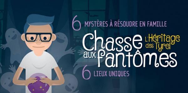 Ouverture des inscriptions à la Chasse aux fantômes du Musée Victor Hugo