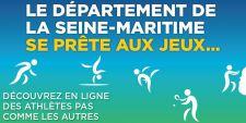 Paris 2024, Le Département se prête aux jeux