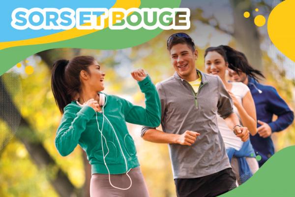 Sors et bouge : un dispositif pour maintenir une activité sportive chez les jeunes