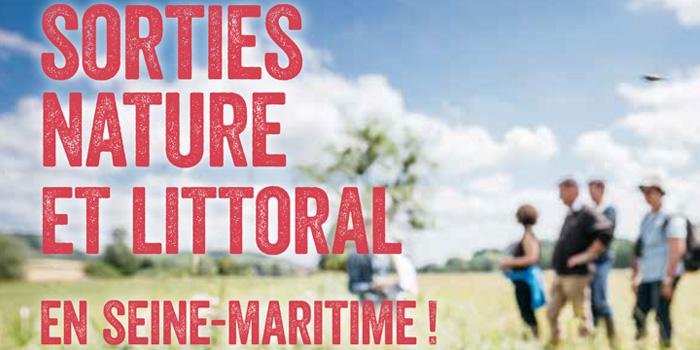 Sorties Nature et Littoral en Seine-Maritime