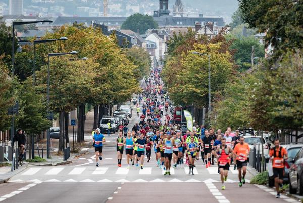 Un week-end réussi pour le Seine-Marathon 76