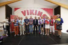 Viking 76 : remise des récompenses du Grand Peloton