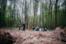 Visite de l'ENS bois de l'Epinay à Forges-les-Eaux